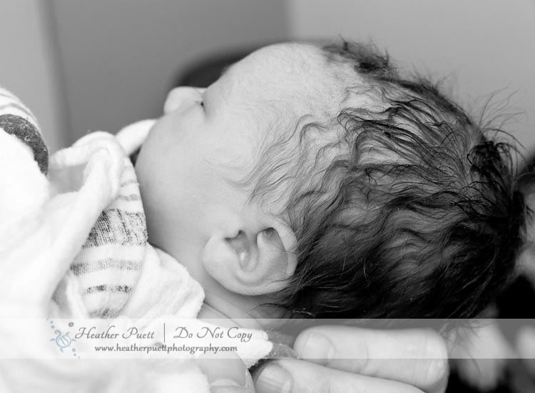 Marysville Anacortes Birth and Newborn Photographer