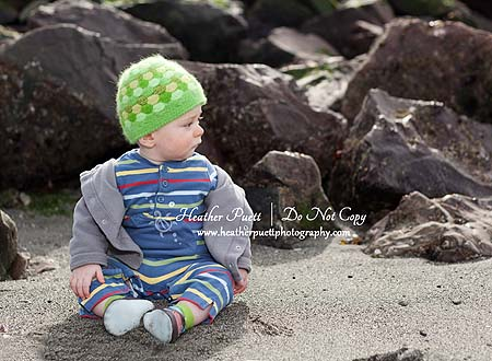 Edmonds Washington Baby Photographer