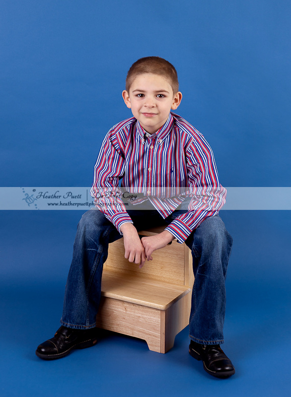 Marysville Washington Child Photographer