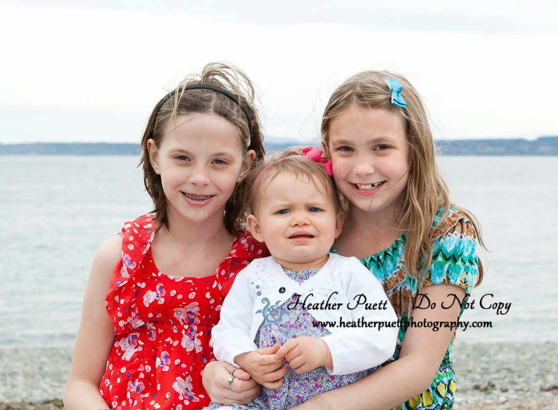 Seattle Washington Child Photographer